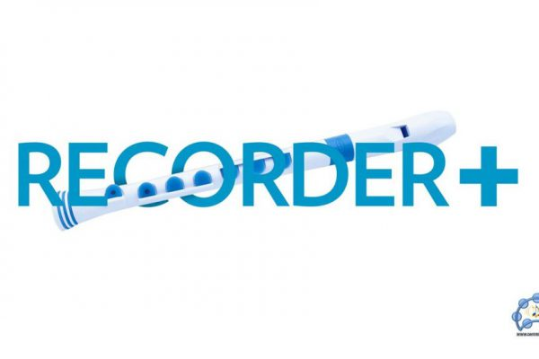 ریکوردر پلاس +recorder