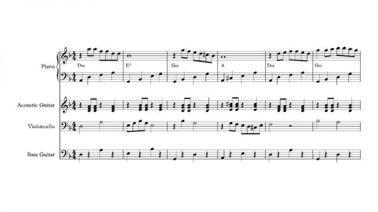 آموزش تصویری آهنگسازی